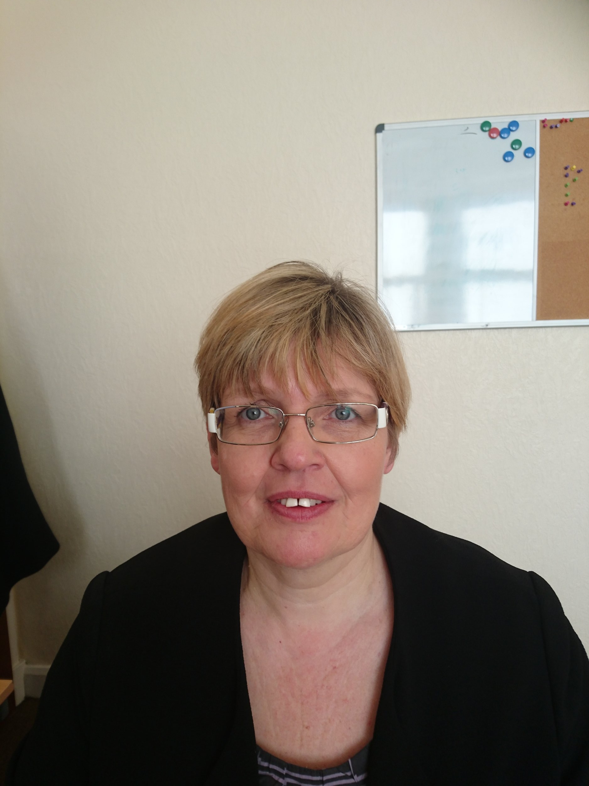 Dawn Carmichael - Head of Service CAMHS/Service Manager REAS