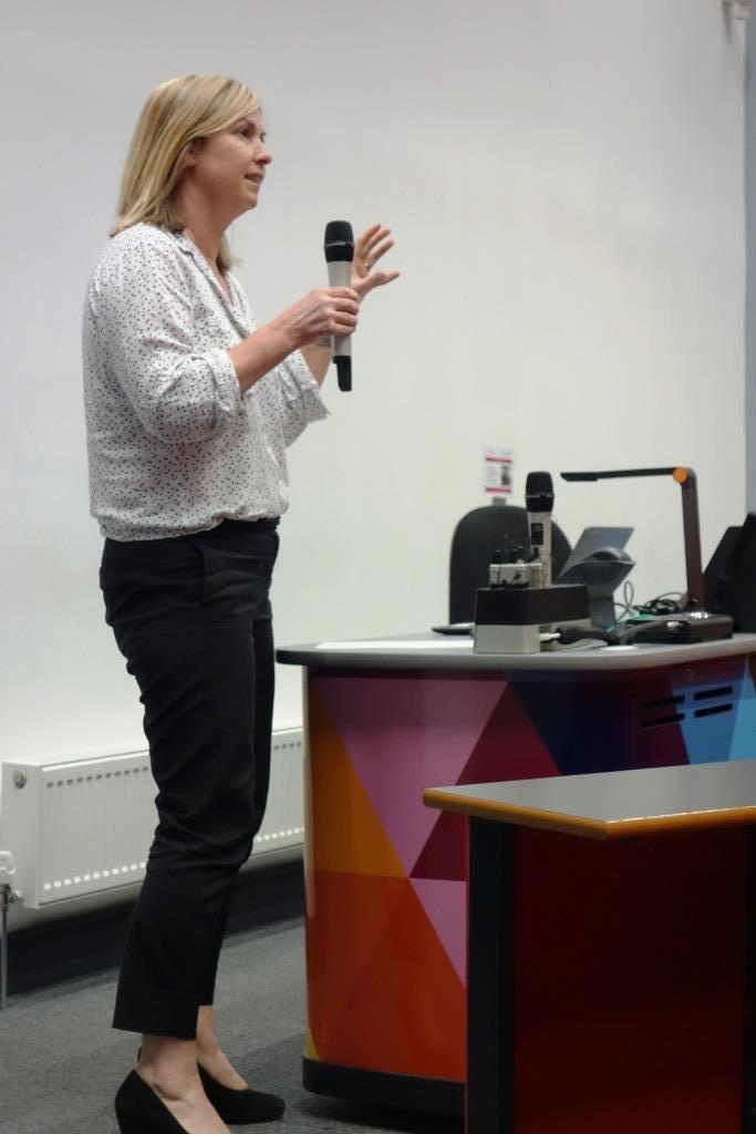 Dr C Jane Miller