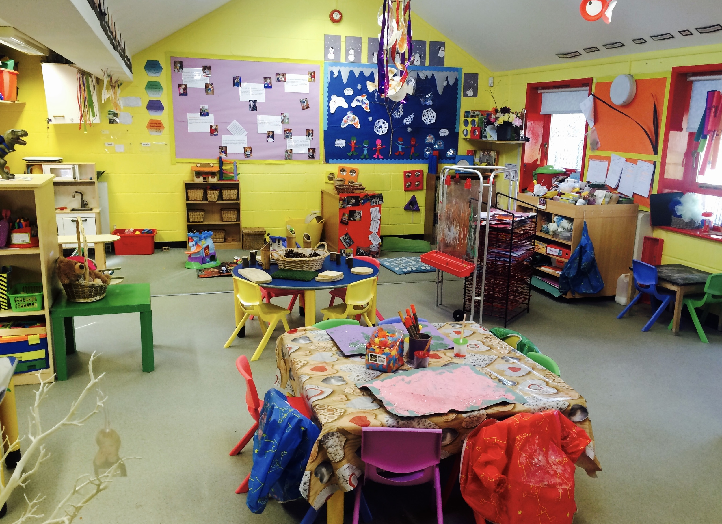 Toddler Room 3