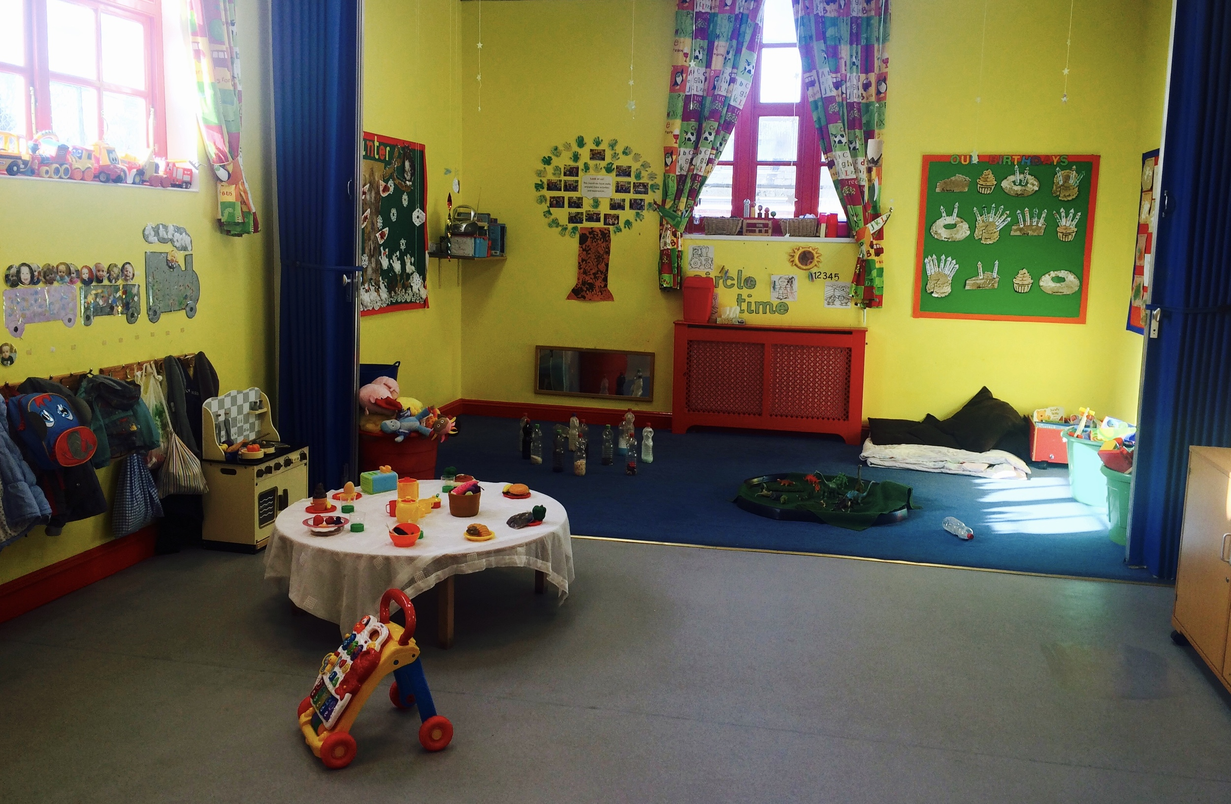 Toddler Room 1