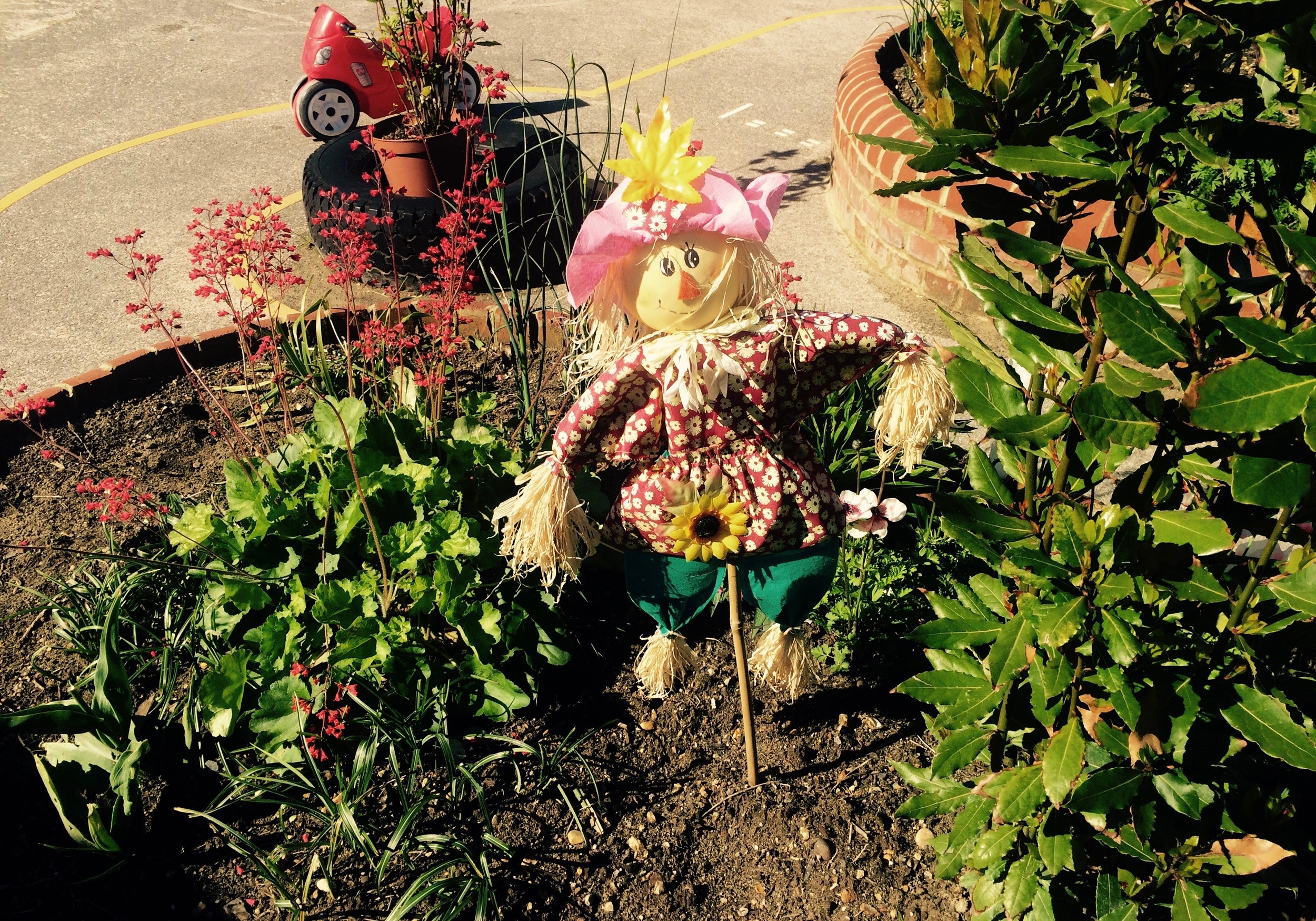 Scarecrow Prop