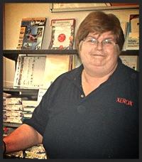 Nancy Vaughn  - Business Mgr.