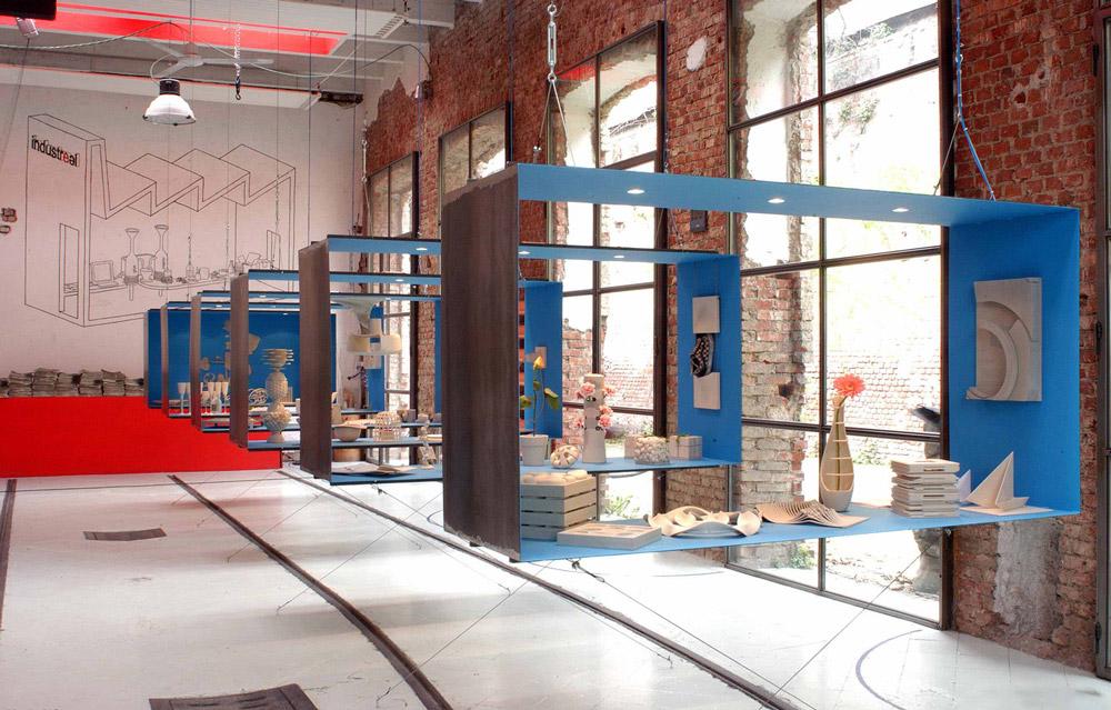 Model Ideas Exhibition Milano
