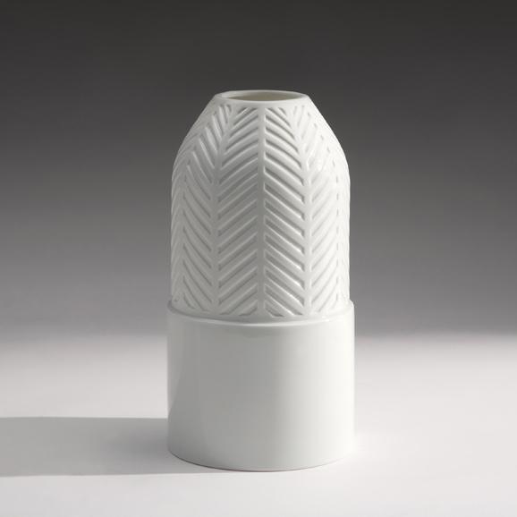 Vase Tissé Vautrin,Delvigne Vases Texturés Collection