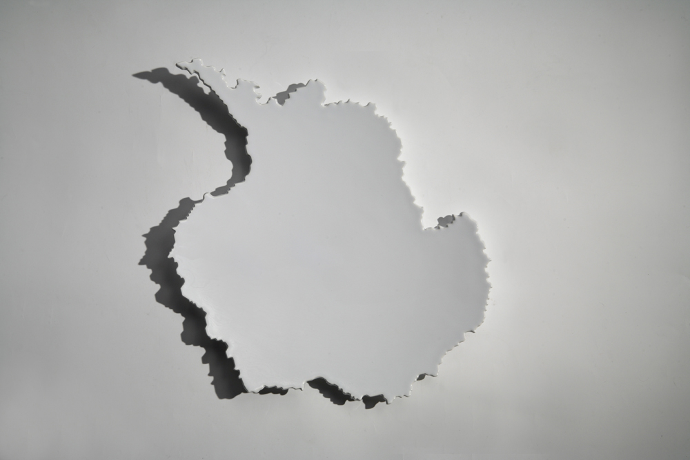 Antarctica Jim Hannon-Tan In Dust We Trust Collection