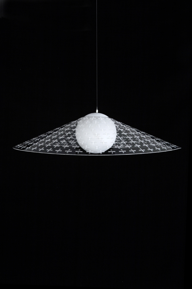 Gorgete Lampshade  Stefano Citti   First Cut Collection