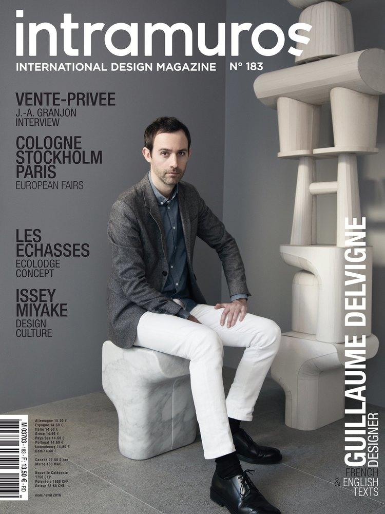 Guillaume Delvigne Designer   Intramuros