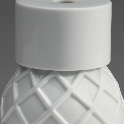 Vase Gauffre   Vautrin, Delvigne   Vases Textures Collection