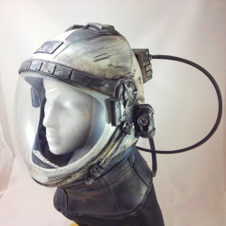 The Expanse (series, 2015) - Space helmets