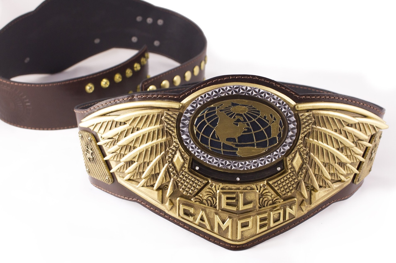 Heroes Reborn (Series) - Leather Belt