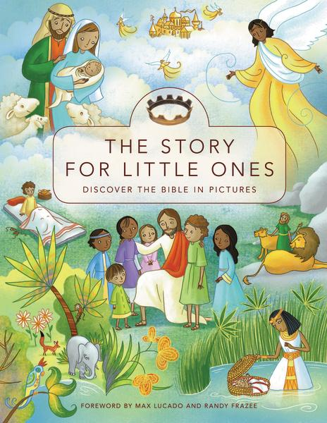 The Story for Little Ones(for ages 2 and under)amazon.com | churchsource.com -