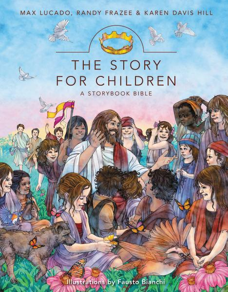 The Story for Children(for 3 year olds through Kindergarten)amazon.com | churchsource.com -