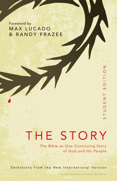 The Story Student Edition(for middle and high school students)amazon.com | churchsource.com -