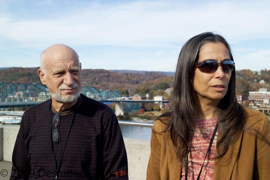 Carol Mickett &Robert Stackhouse