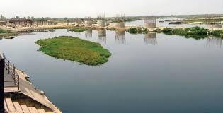 New Delhi's Yamuna River