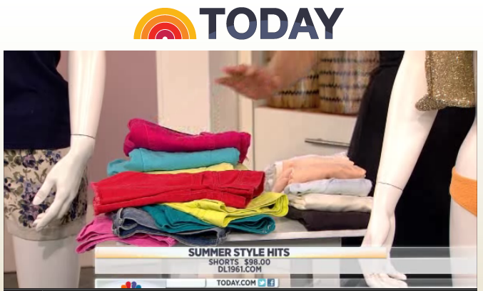 Today Show Summer Essentials May 25
