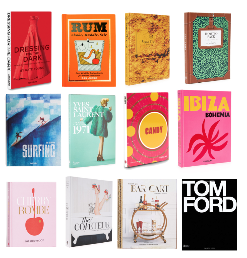 Gift Guide: Be The Cool Friend Who Gives A Coffee Table Book