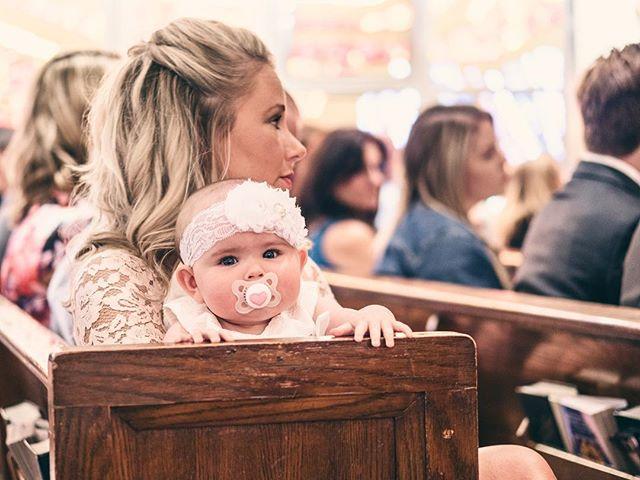 Saddie's Christening 📷:@kevinnuge . . #photography #christening #baby #photos #church #cute #sunday