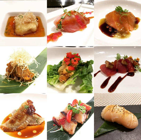 @leslieyip0911 gives you just a glimpse at the phenomenal culinary masterpieces one will find when visiting Tokyo Bay at the CuisinArt Resort in Anguilla. But when it comes to food, tasting is everything. Pictures only do so much.