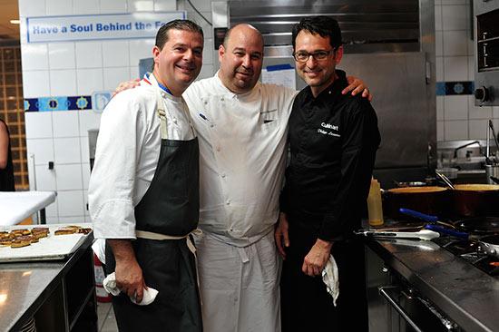 Chef Jasper and team