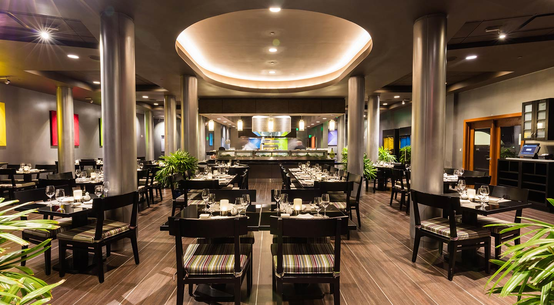 Tokyo Bay Japanese Restaurant and Sushi Bar at CuisinArt Resort