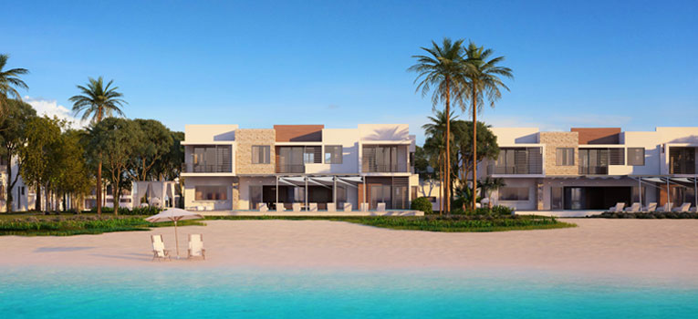 Rendering of Tranquility Beach Anguilla