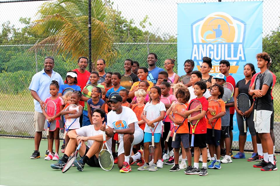 Anguilla Cup Youth Clinic