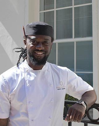 Chef Kerth Gumbs