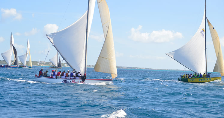 Round the Island Boat Race - Anguilla Day