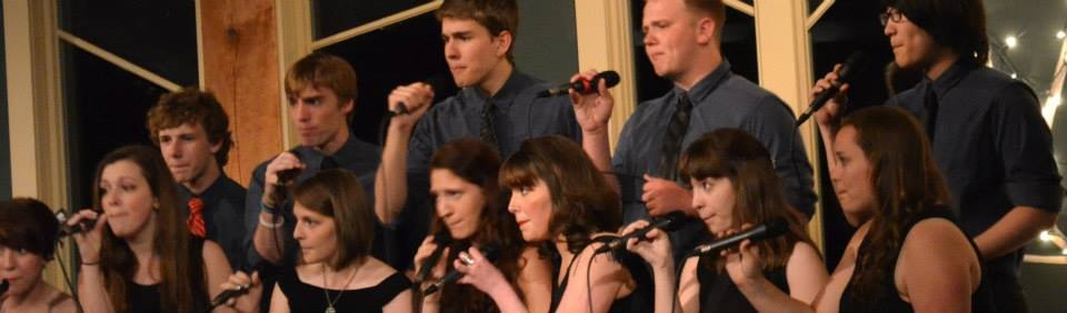 Performance with Fryeburg Academy Vocal Jazz Ensemble