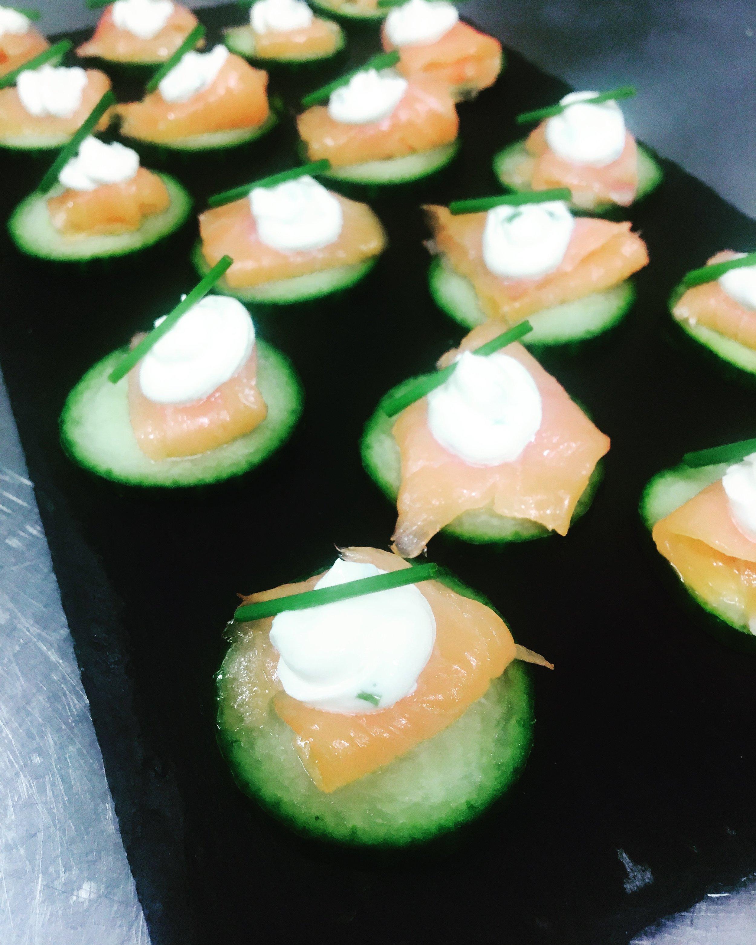 smoked salmon and cucumber.JPG