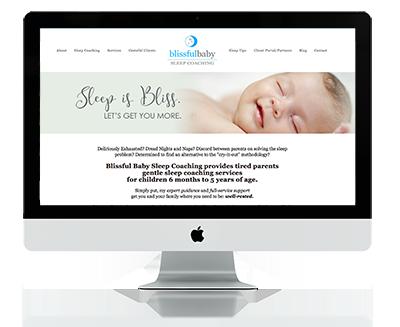 Blissful Baby Sleep Coaching