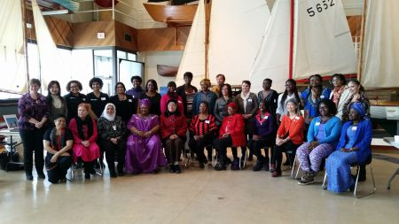 Ann Divine hosts event for International Women's Day -