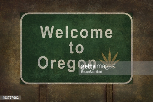 Know what is legal in Oregon.