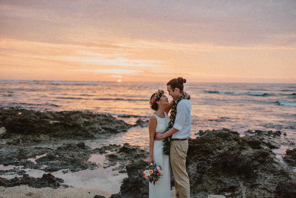 Loulu-Palm-Estate-Haleiwa-Hawaii-San-Francisco-Wedding-Makeup-Wedding-Hair-Blush-Makeup-and-Hair-Chelsea-Abril-Photography