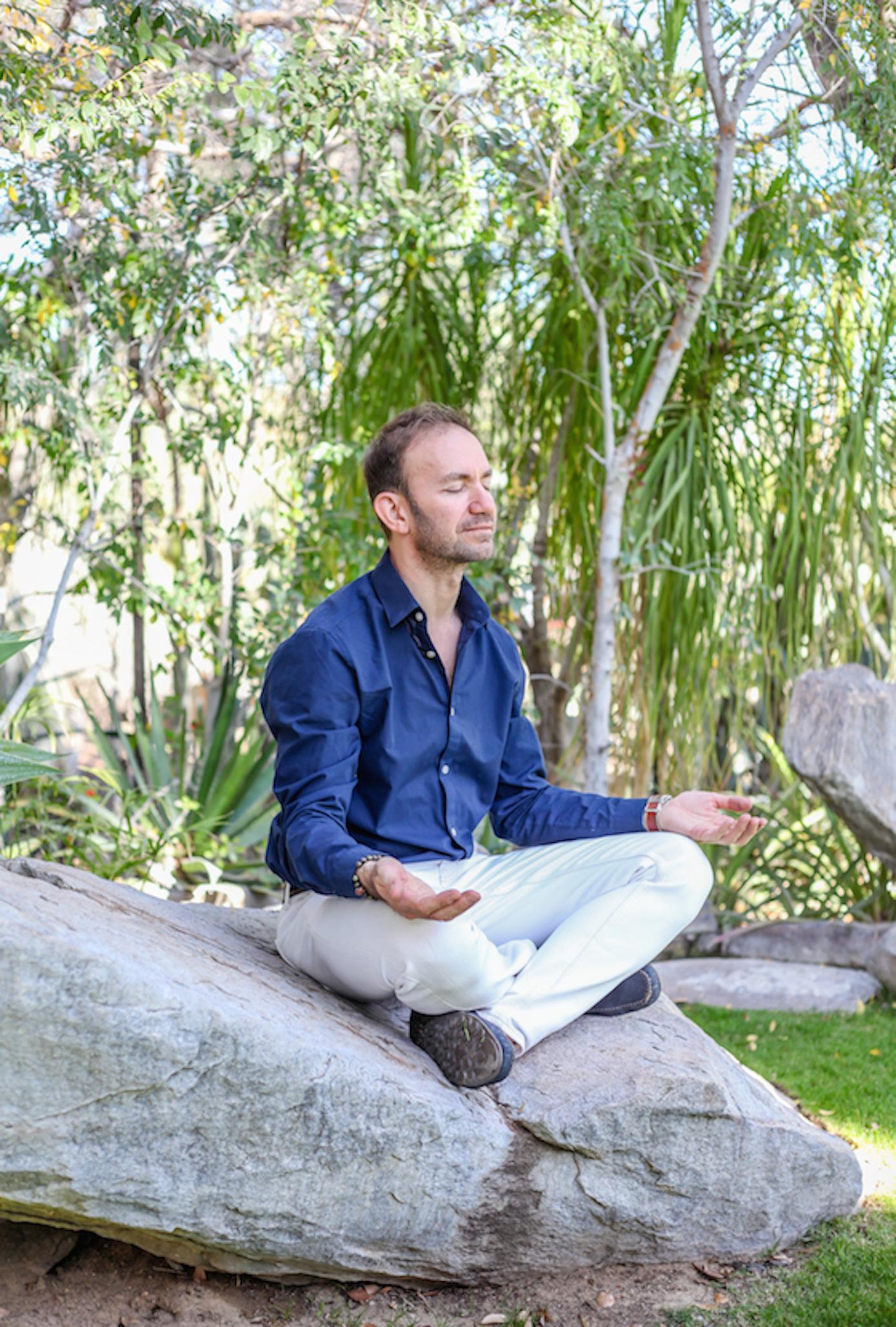 mauro meditation