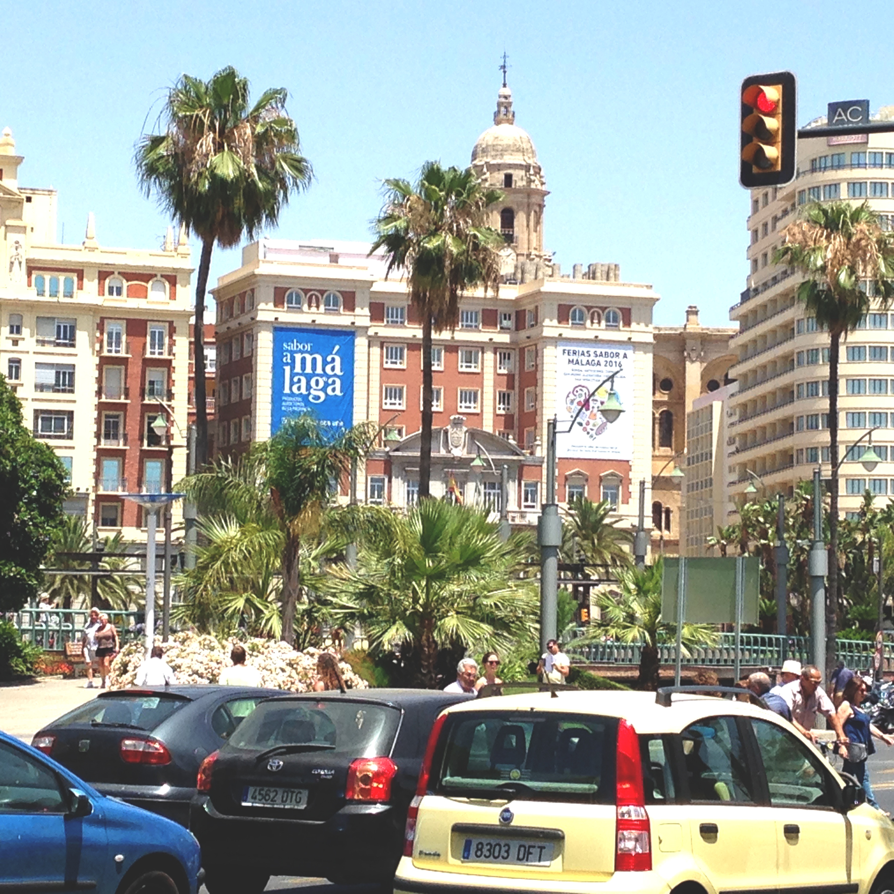 Malaga Central