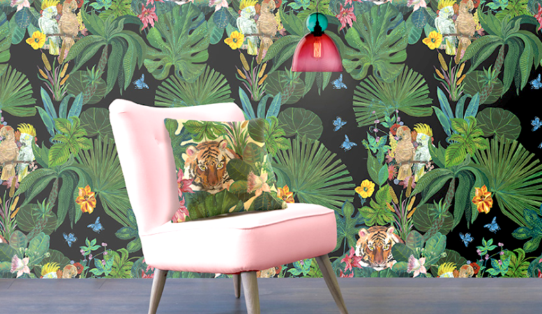 The Avenida Home Jungle range.