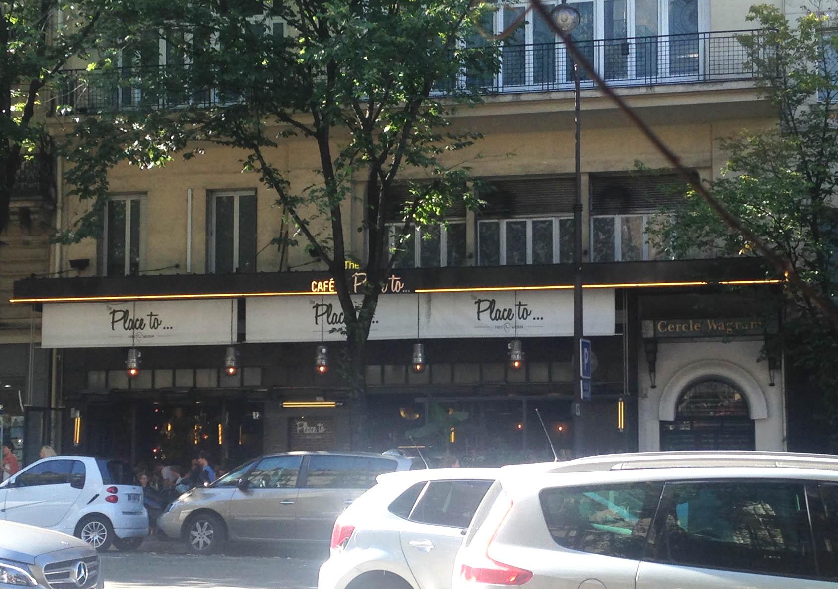 The Place To Paris