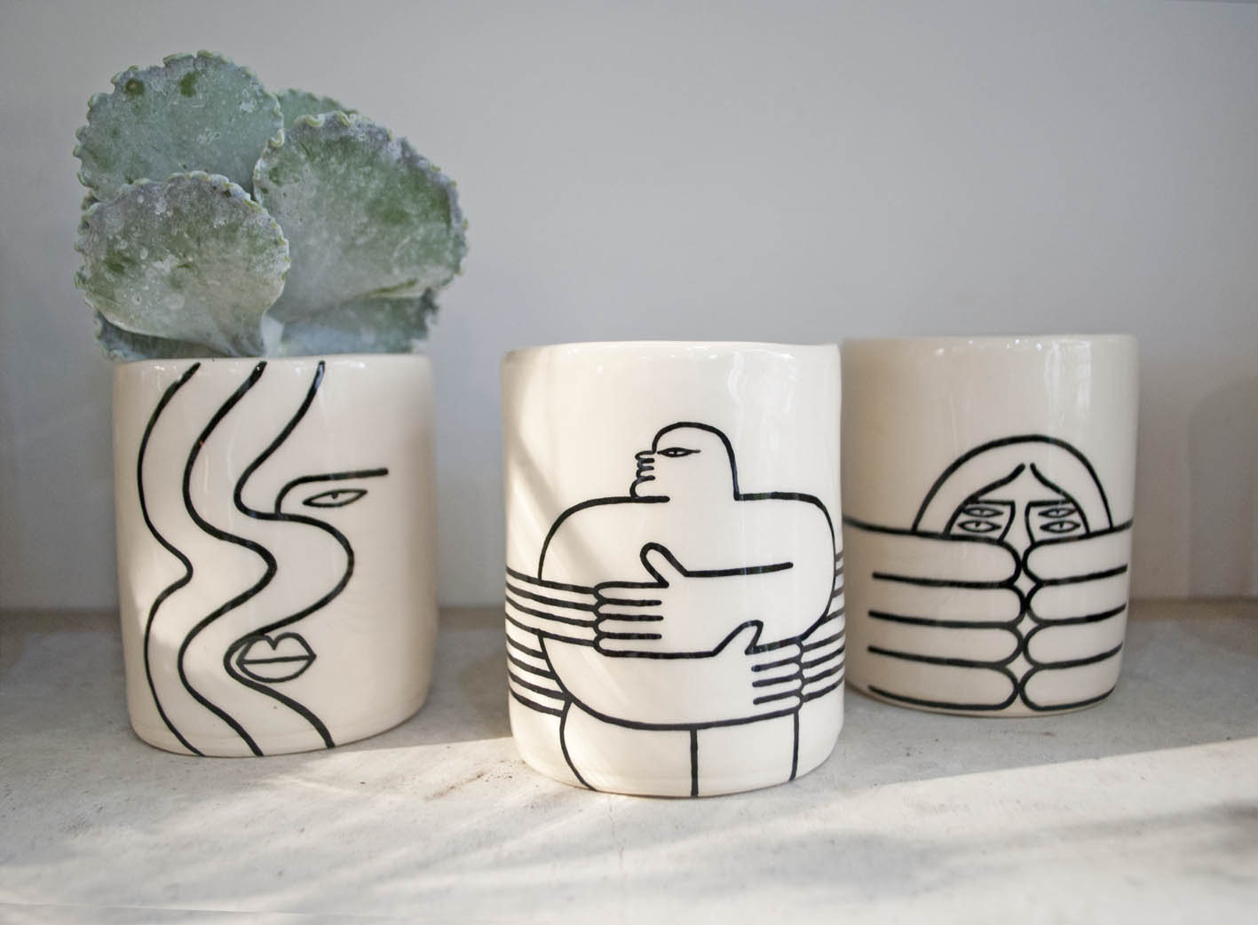 More of the great selection of pots