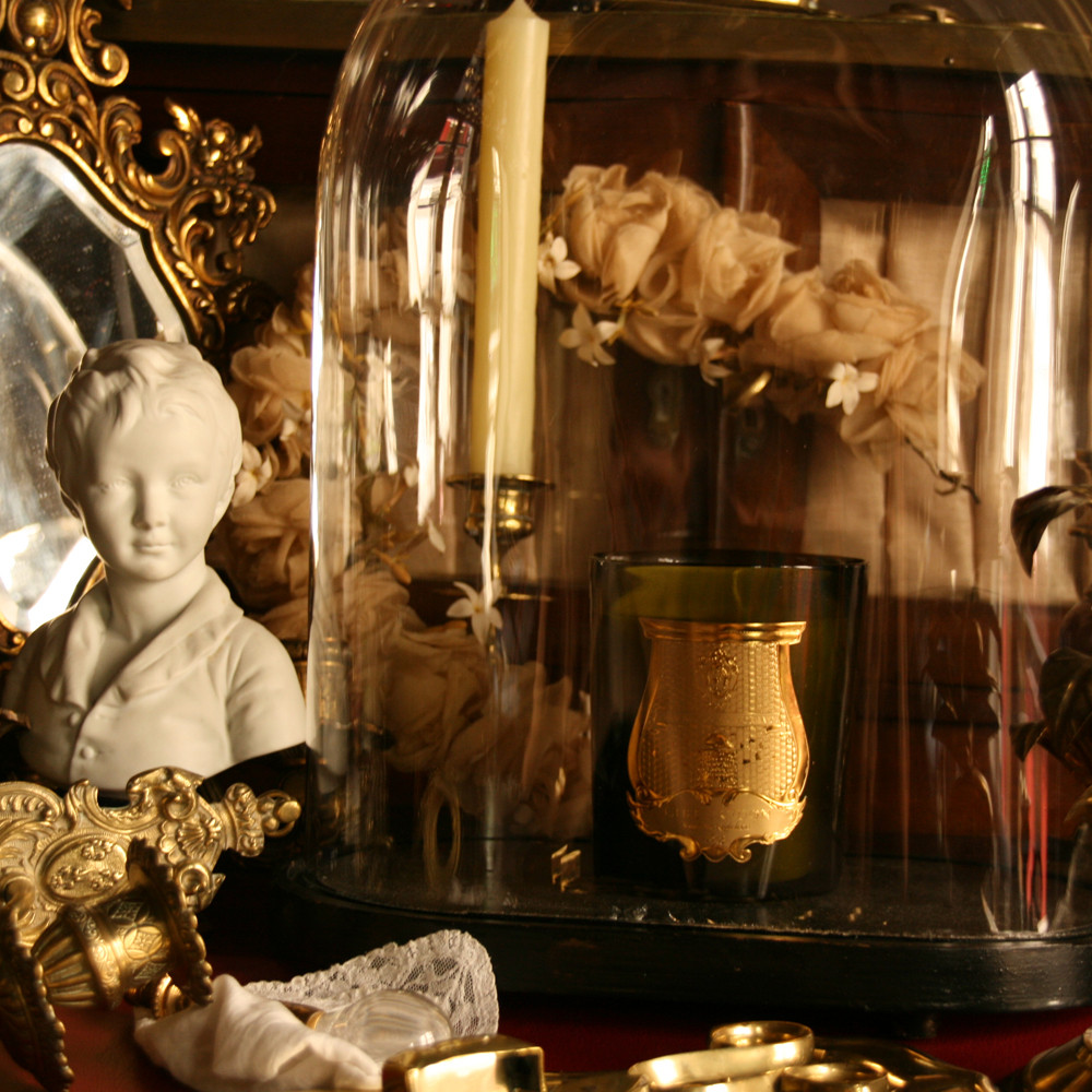 Cire Trudon candles are a favourite of mine.