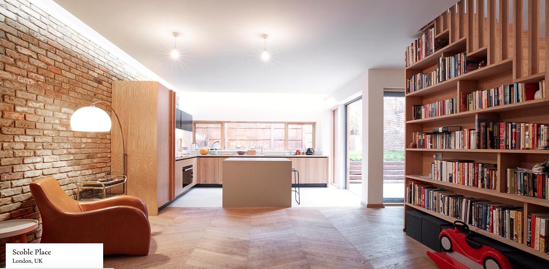 Design Cubed Hackney House