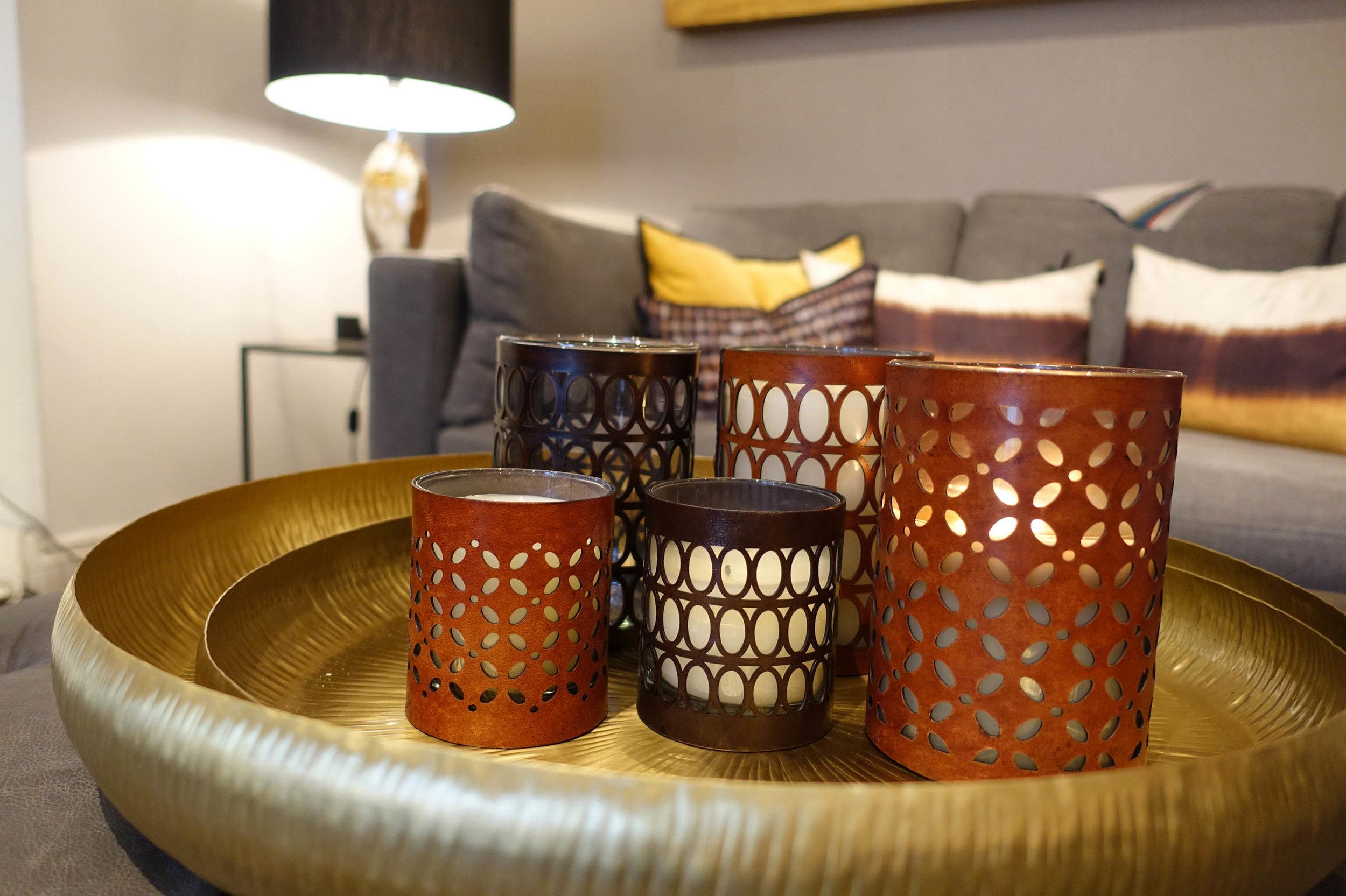 The Shikari Candle Range  has a beautiful scent with notes of bergamot, mandarin, choisya, cedar and amber.