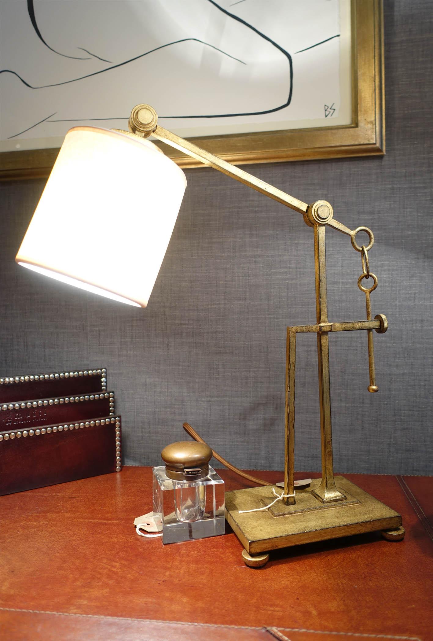 The Aspen table Lamp.