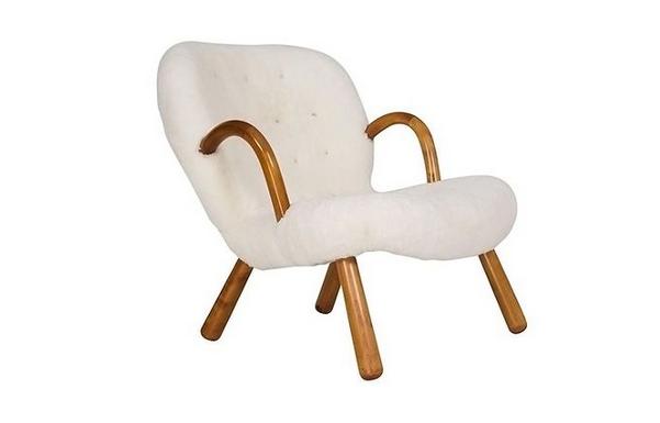 Philip Arctander's Clam Chair