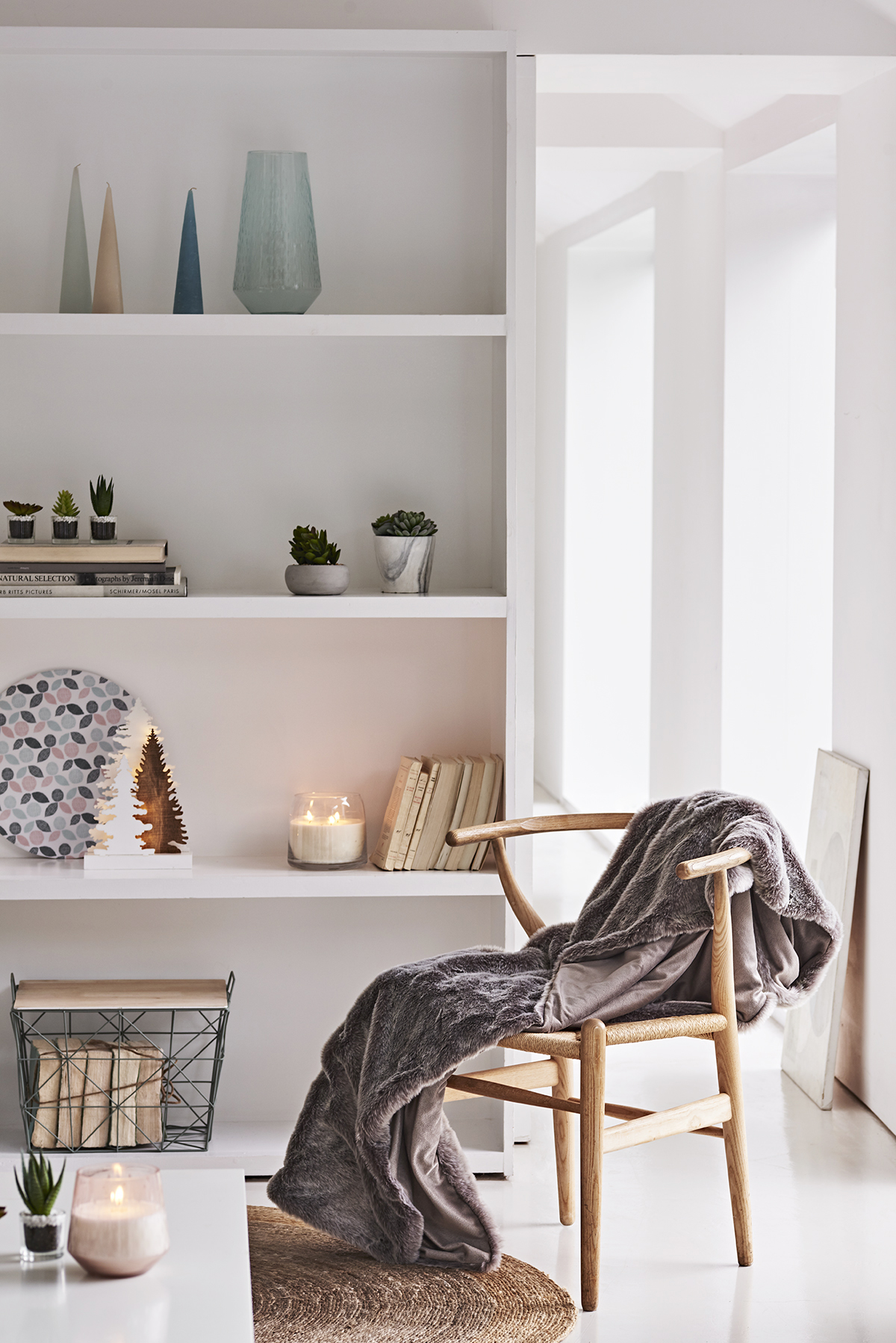 Sainsburys Nordic Skies Range AW17 with items from £3.25. Image: Sainsbury's