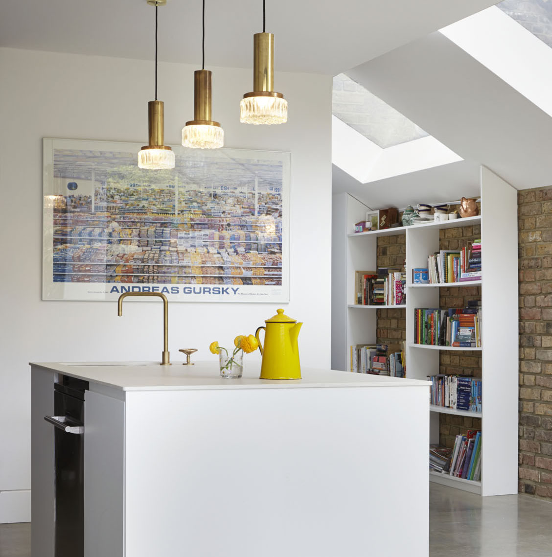 The 'Brooklyn' looking stunning in a modern interior