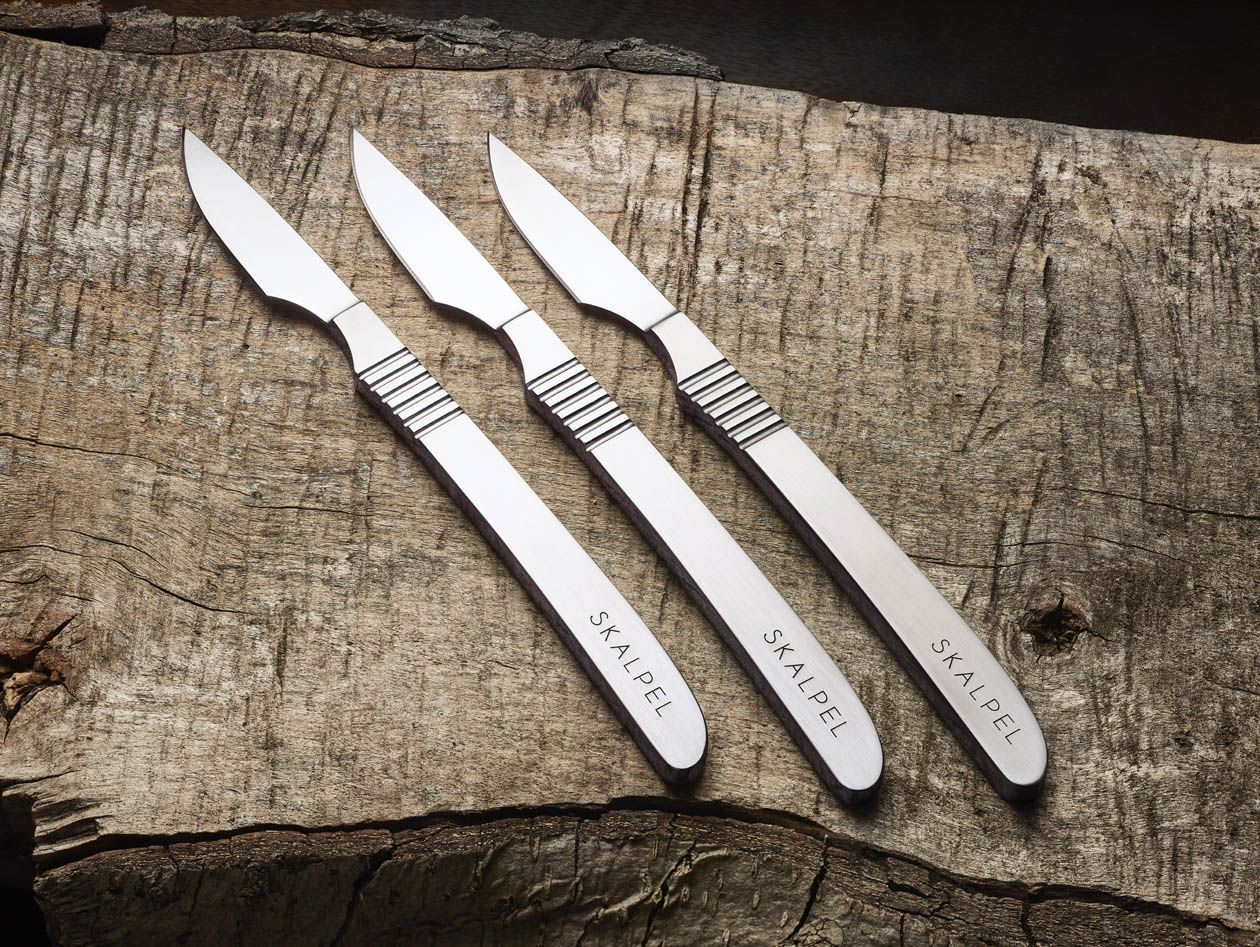 The Skalpel Steak Knife