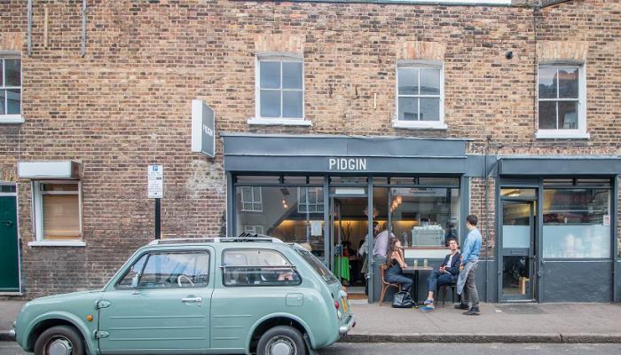 Pidgin Restaurant, Hackney