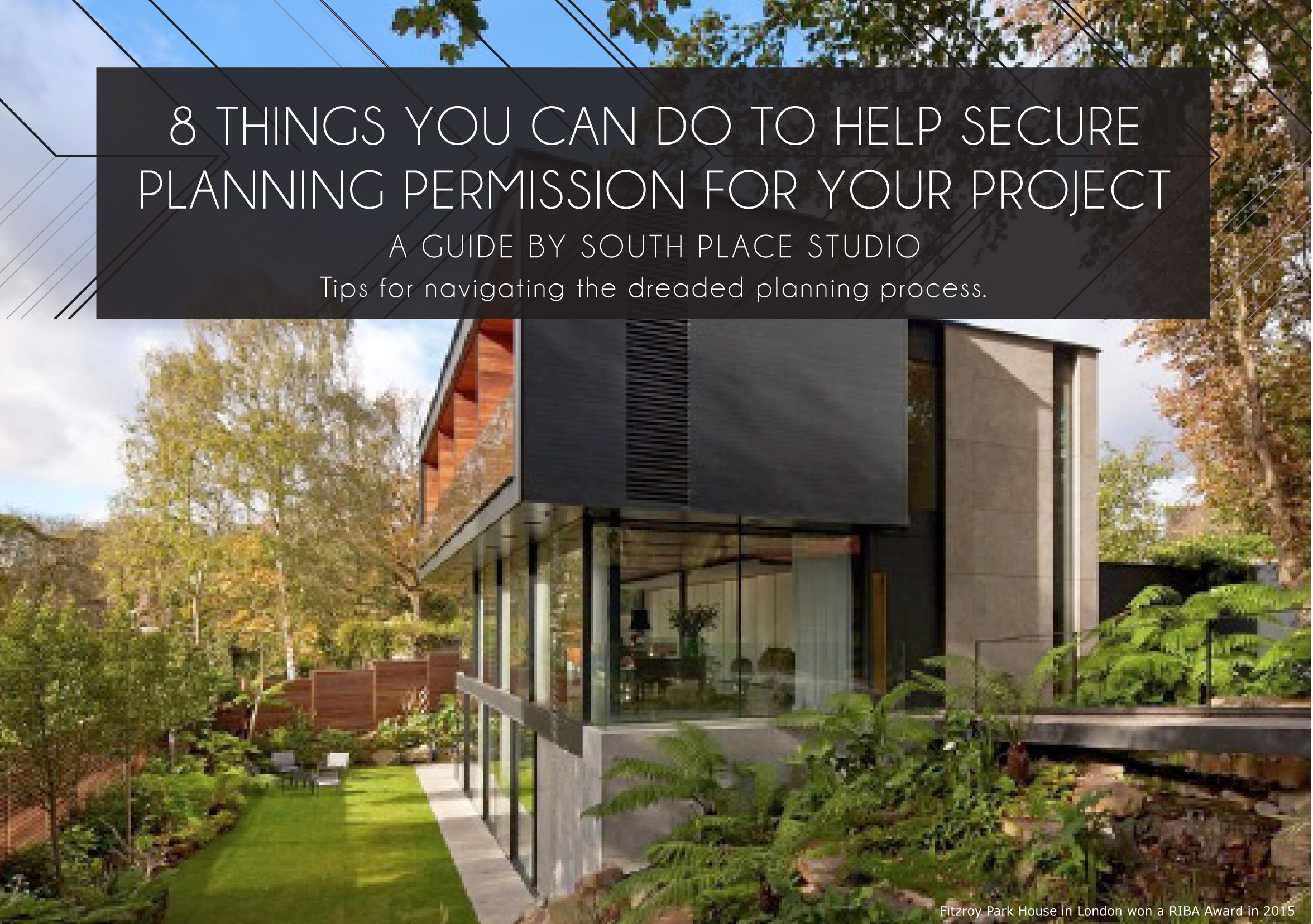 8 Things You Can Do To Help Secure Planning Permission For Your project